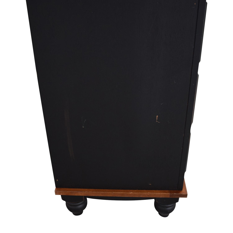 shop Tall Five Drawer Dresser