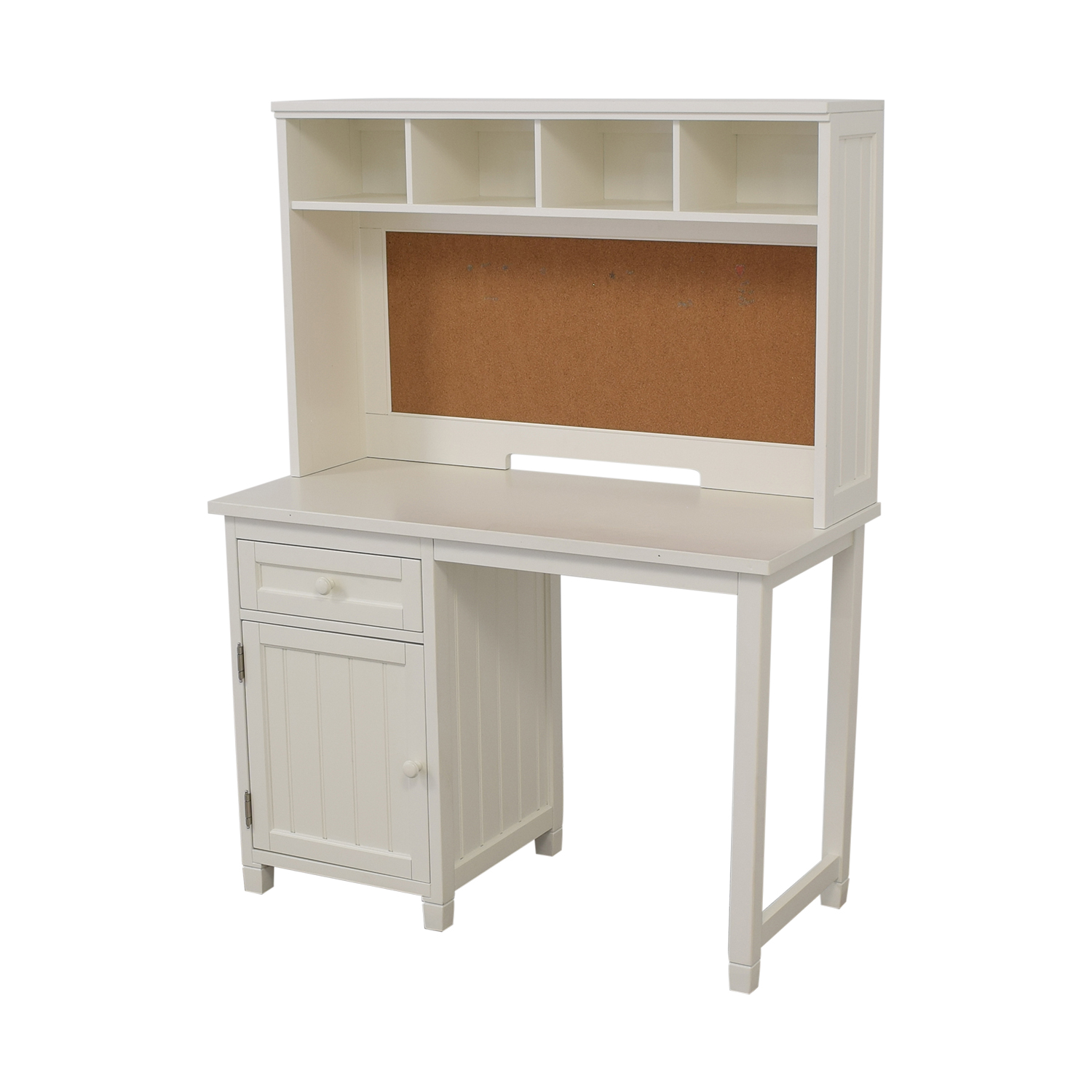 Pottery Barn Teen Pottery Barn Teen Beadboard Desk and Hutch