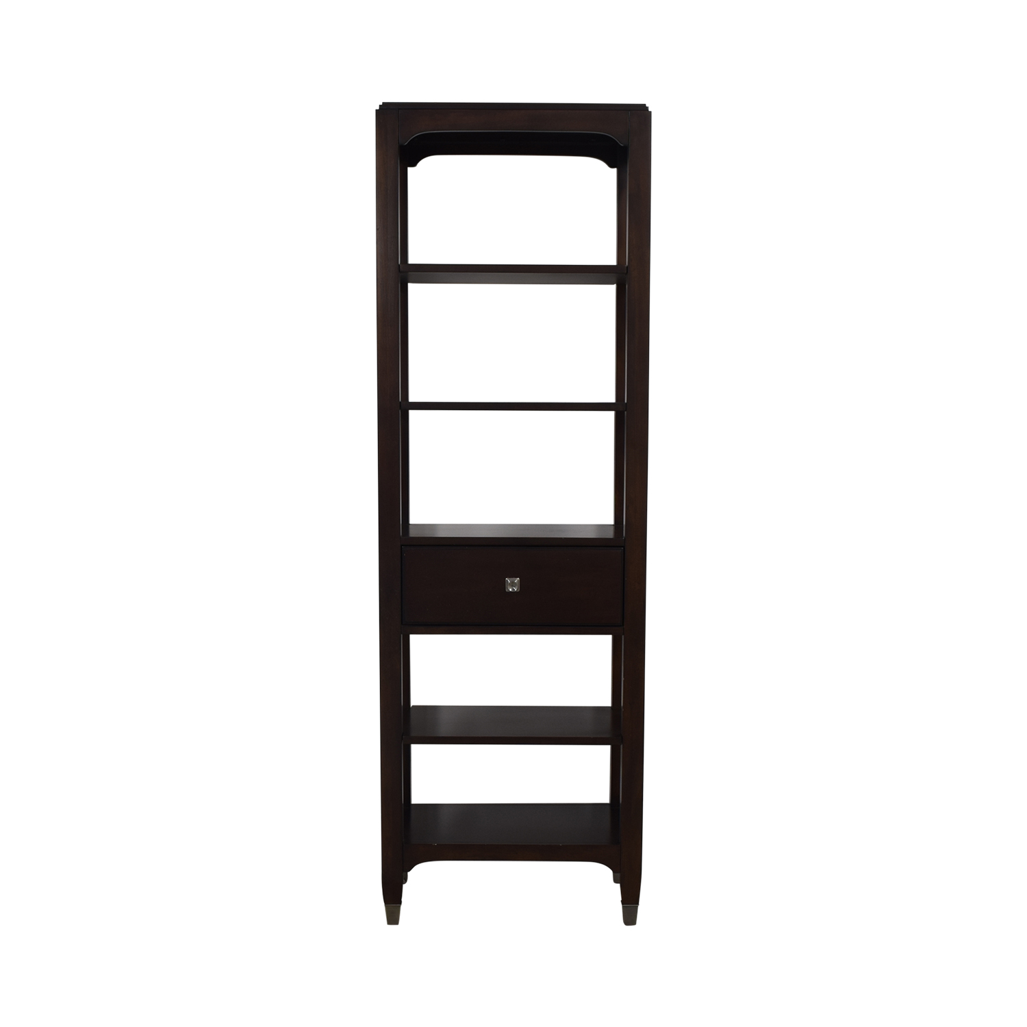 Bassett Furniture Tower Shelving sale