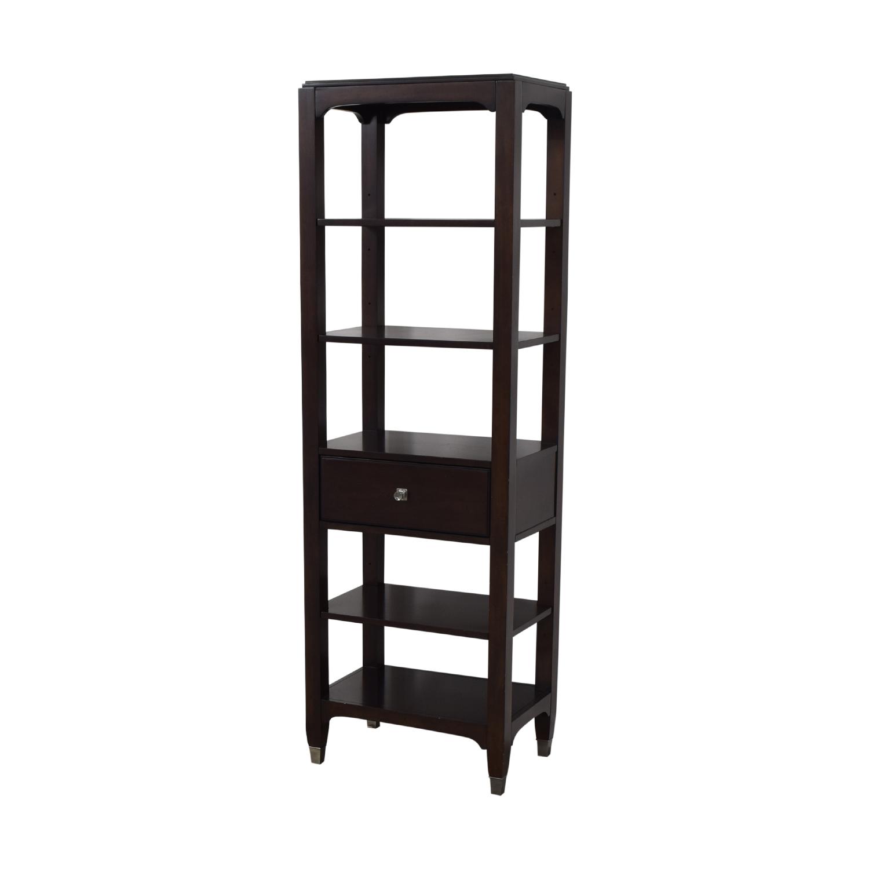 buy Bassett Furniture Tower Shelving Bassett Furniture Storage