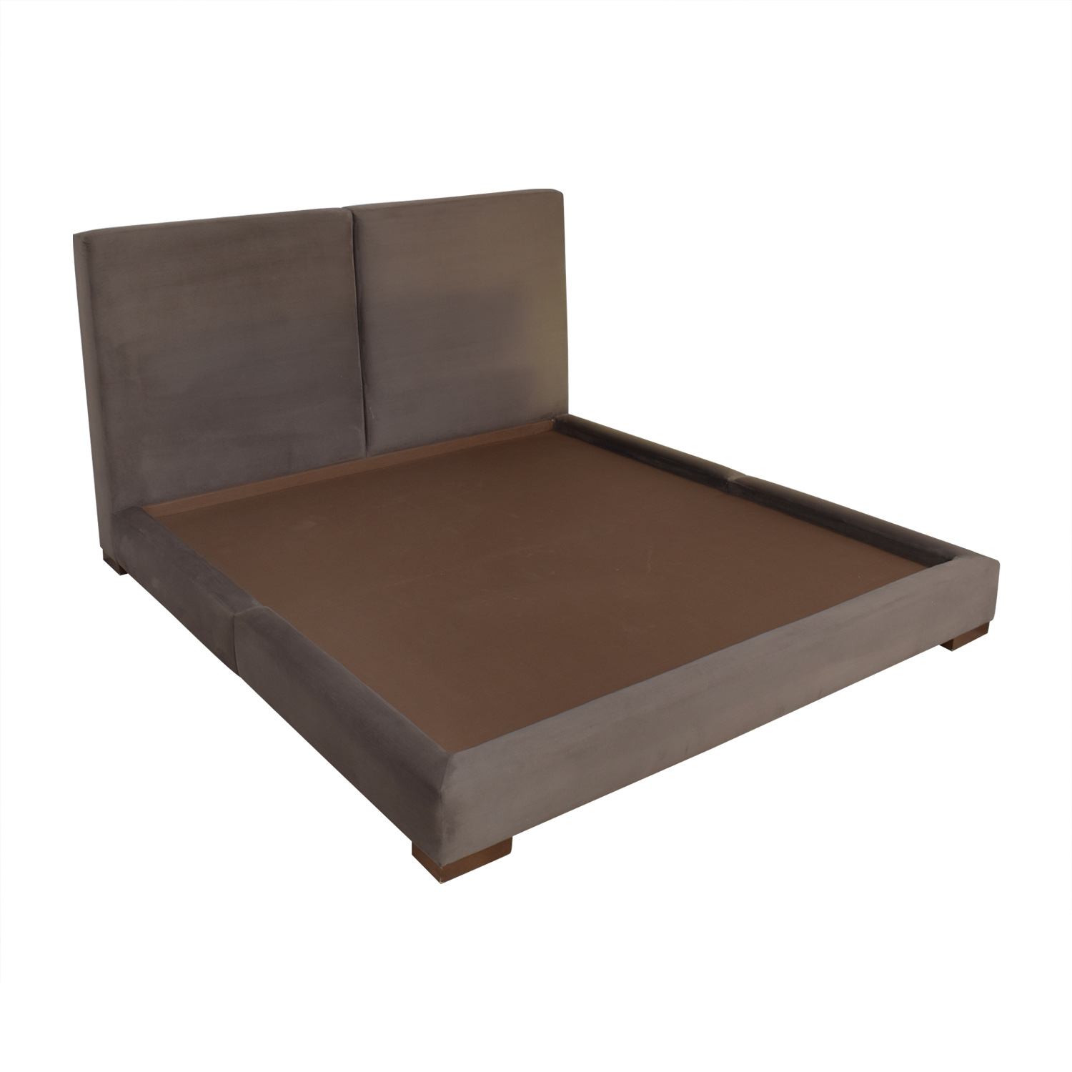 buy Richter Kelly King Size Bed with Headboard Richter Bed Frames