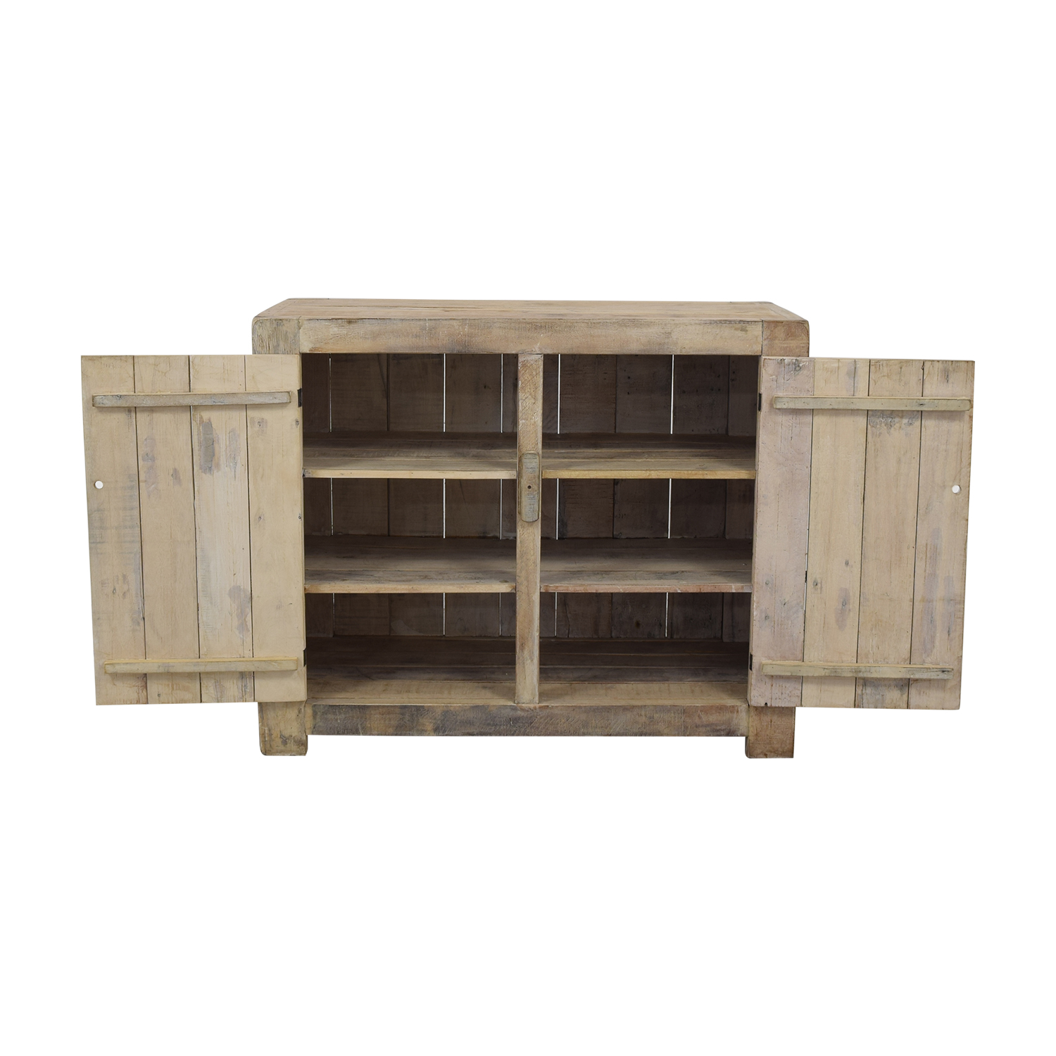 Custom Handmade French Country Cabinet coupon