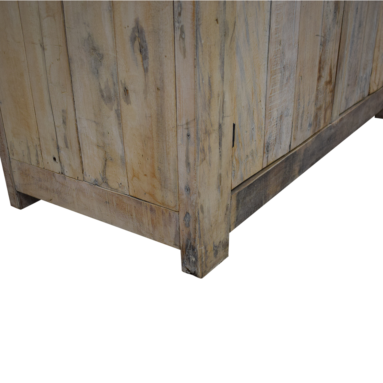 Custom Handmade French Country Cabinet / Storage