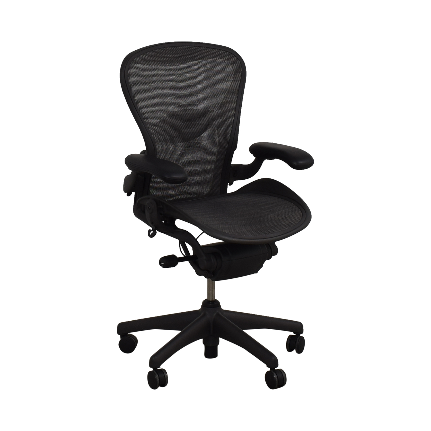 shop Herman Miller Aeron Size B Chair Herman Miller Home Office Chairs
