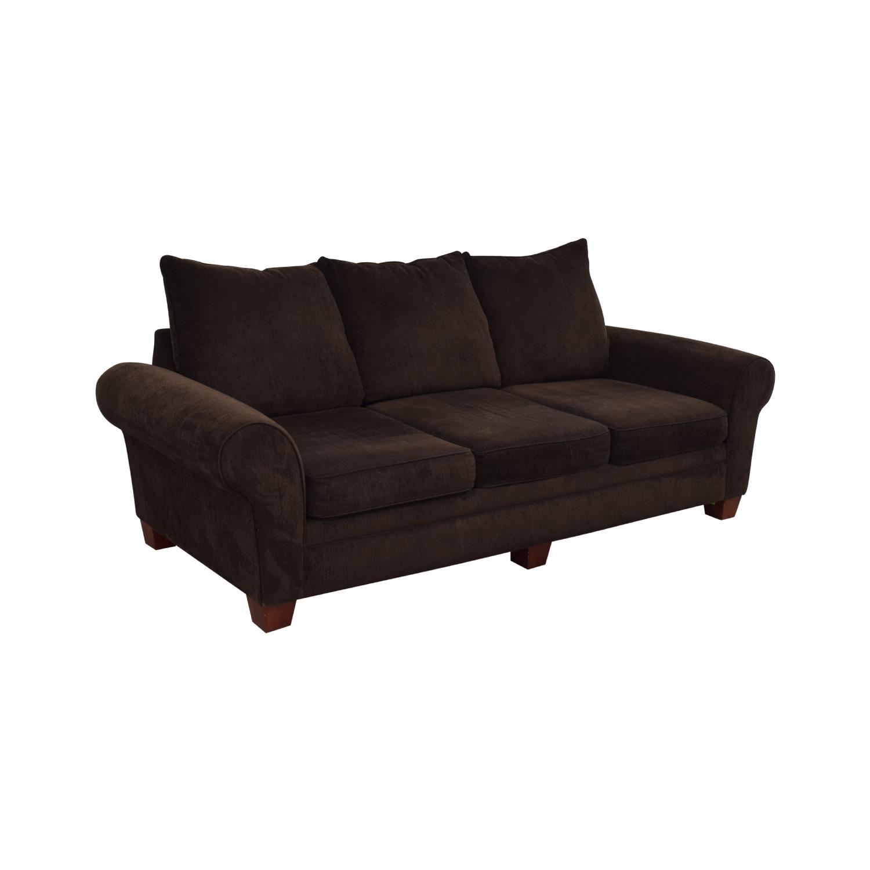 Stupendous 74 Off Klaussner Klaussner Kazler K57000 Sofa And Ottoman Sofas Pdpeps Interior Chair Design Pdpepsorg
