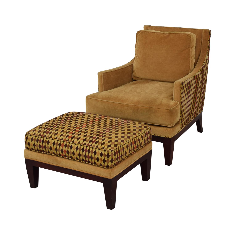 Stickley Furniture Stickley Mid Century Accent Chair