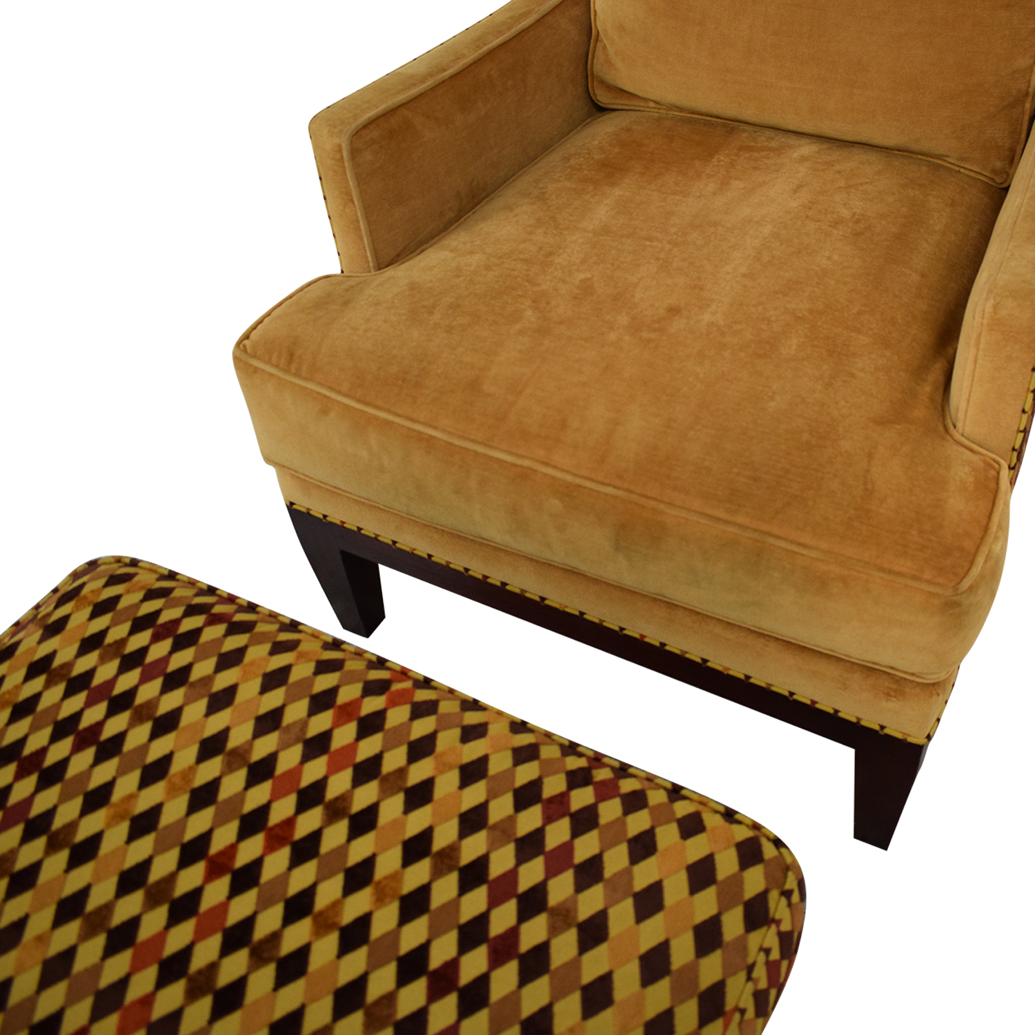 Stickley Furniture Stickley Mid Century Accent Chair used