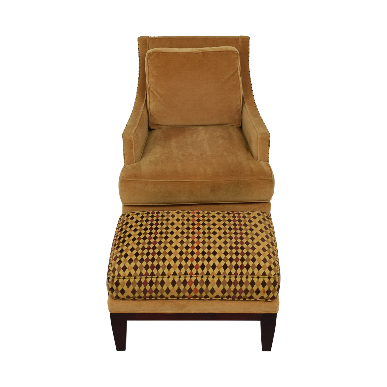shop Stickley Mid Century Accent Chair Stickley Furniture Chairs