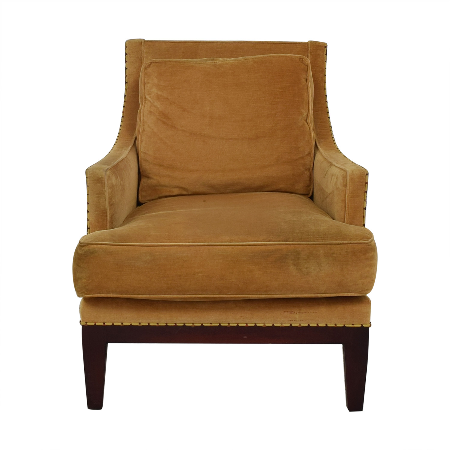 shop Stickley Mid Century Accent Chair Stickley Furniture Accent Chairs