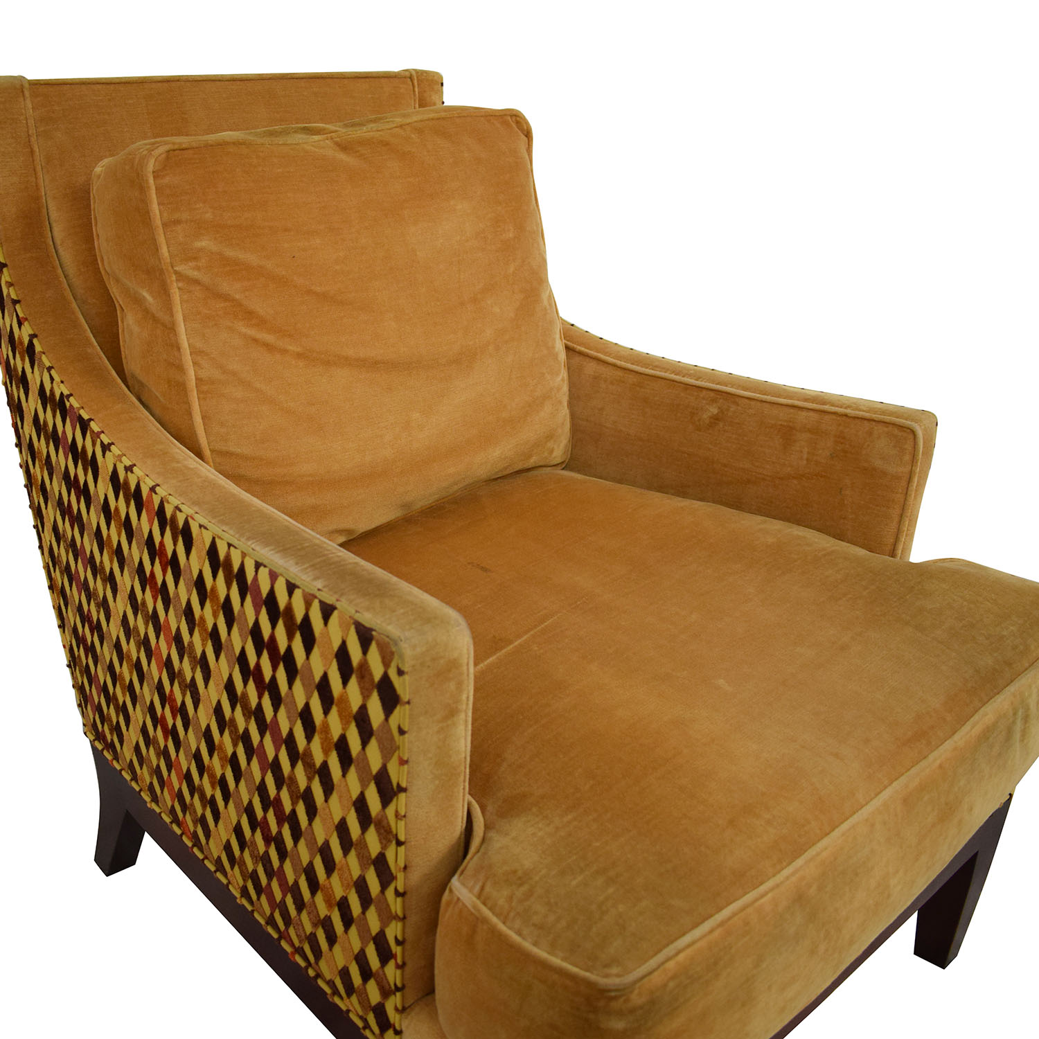 Stickley Furniture Stickley Mid Century Accent Chair dimensions