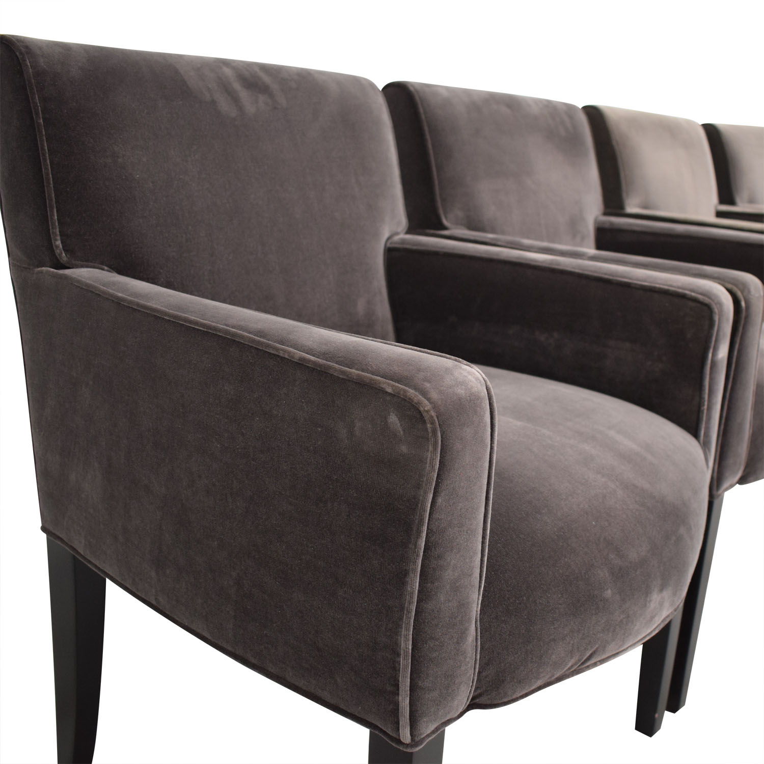 Williams Sonoma Williams Sonoma  Fitzgerald Dining Chairs nyc