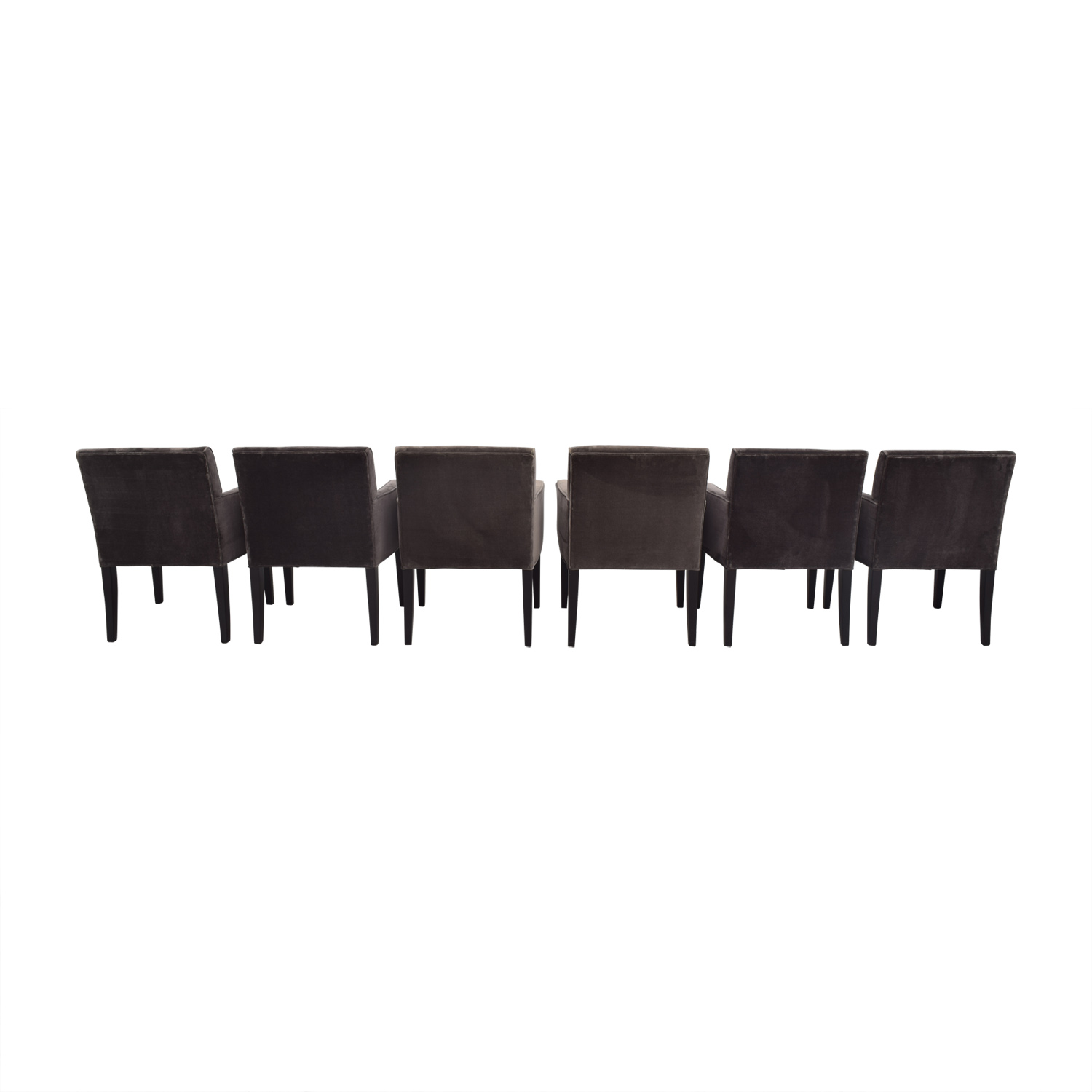 Williams Sonoma Williams Sonoma  Fitzgerald Dining Chairs used