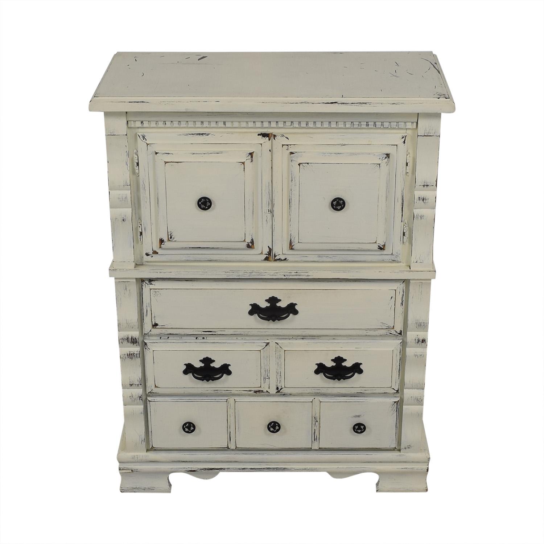 buy Custom Painted Solid Wood Dresser  Storage