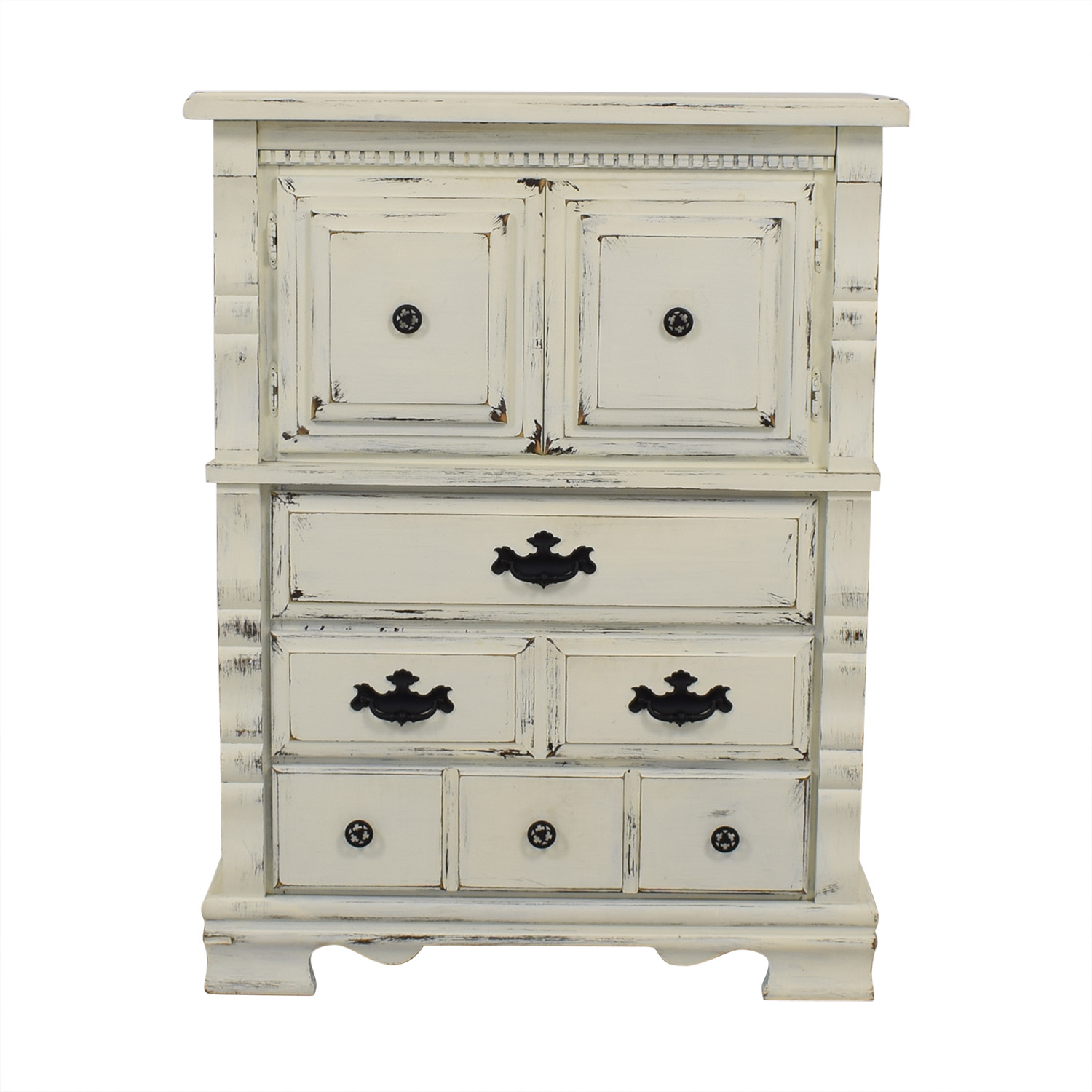 shop Custom Painted Solid Wood Dresser