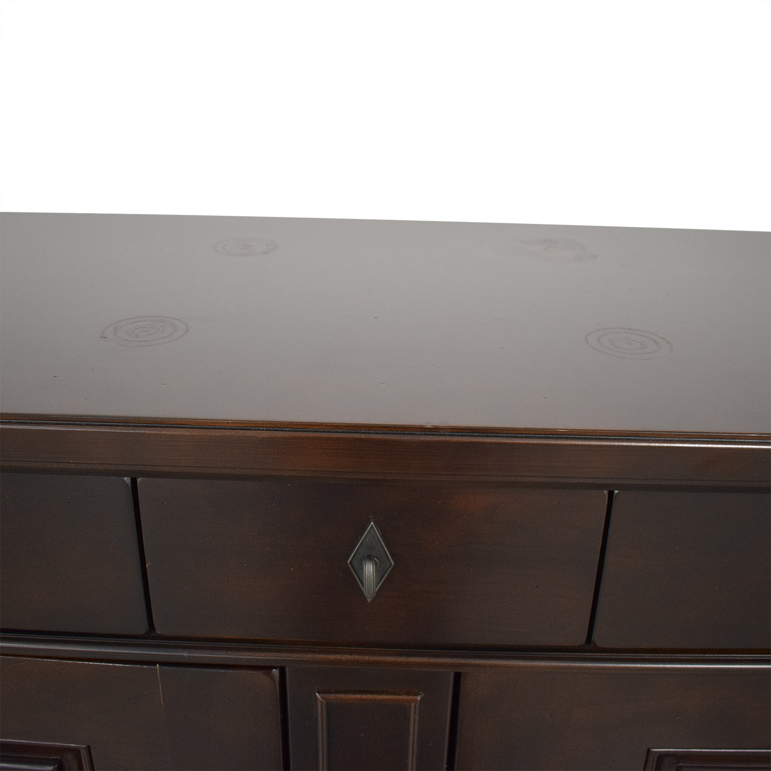 Universal Furniture Macy's Universal Furniture Dining Credenza dark brown