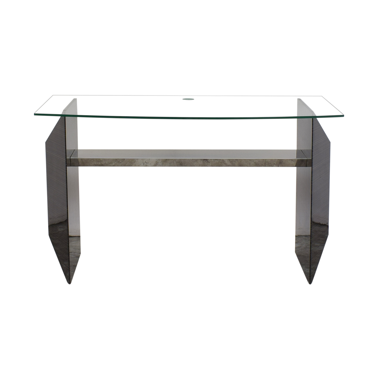 buy  Glass Home Office Desk online