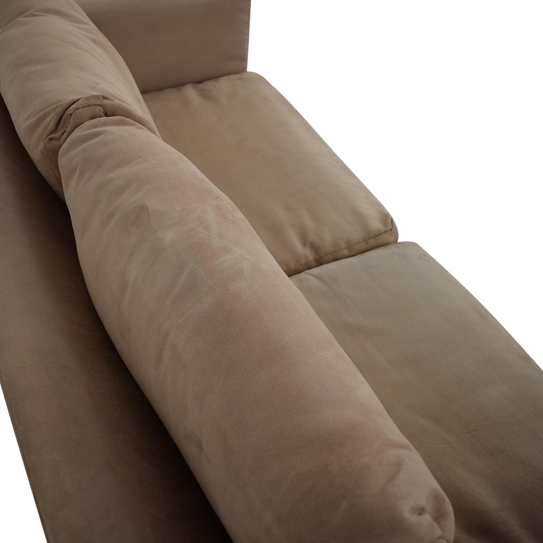 Phenomenal 90 Off Rowe Furniture Rowe Furniture Two Cushion Sleeper Sofa Sofas Creativecarmelina Interior Chair Design Creativecarmelinacom