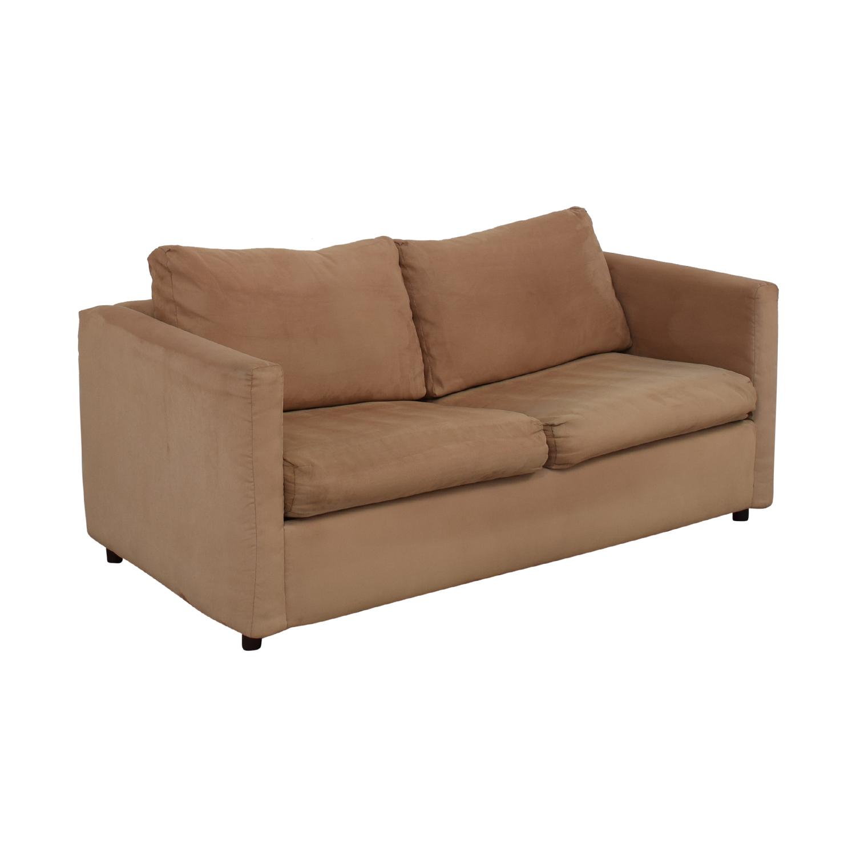 Rowe Furniture Rowe Furniture Two Cushion Sleeper Sofa