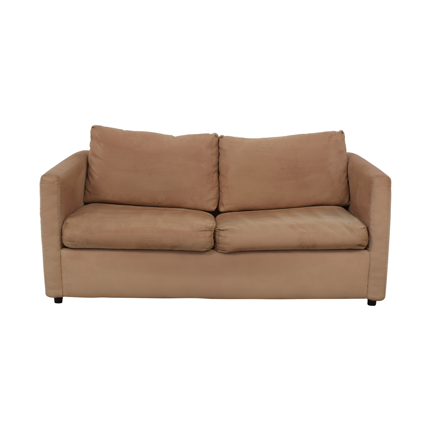 shop Rowe Furniture Two Cushion Sleeper Sofa Rowe Furniture Sofas
