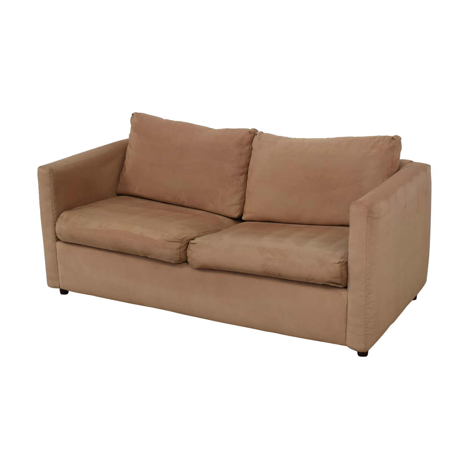 Rowe Furniture Rowe Furniture Two Cushion Sleeper Sofa discount
