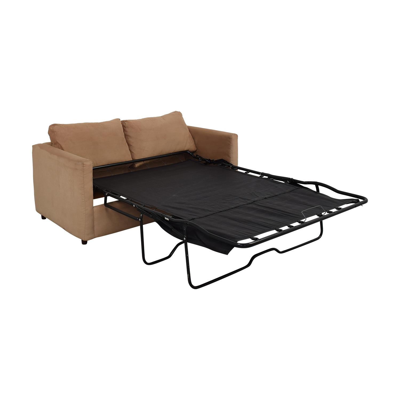 Rowe Furniture Two Cushion Sleeper Sofa / Sofas
