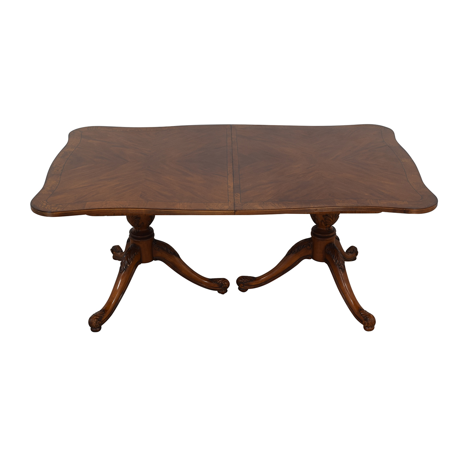 shop Drexel Heritage Dining Table Drexel Heritage Dinner Tables