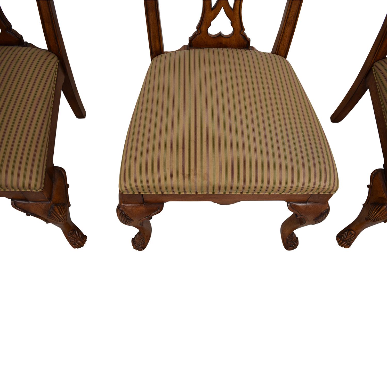 shop Drexel Heritage Dining Chairs Drexel Heritage