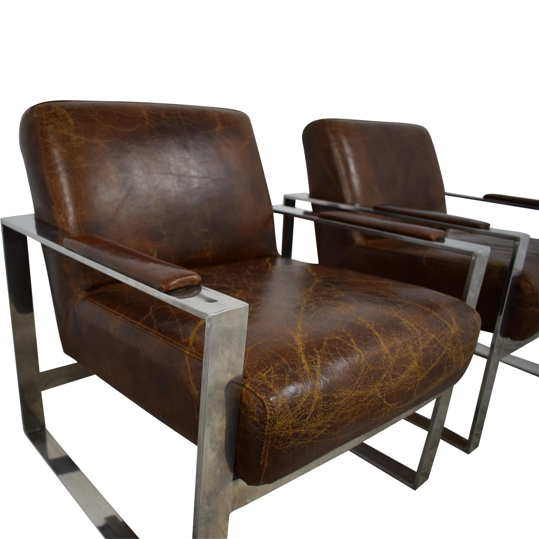buy Mohr & McPherson Mid Century Club Chairs Mohr & McPherson