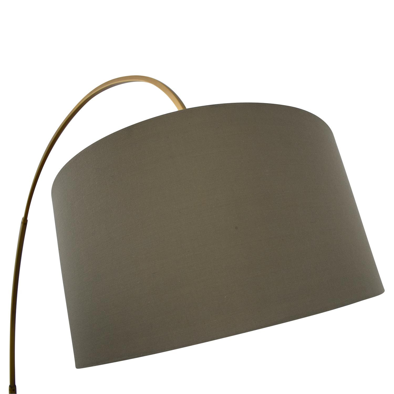 buy West Elm Overarching Lamp West Elm Lamps