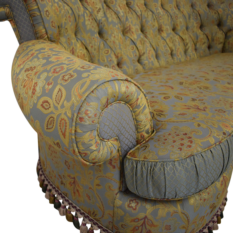 buy Safavieh Patterned Sofa Safavieh Classic Sofas