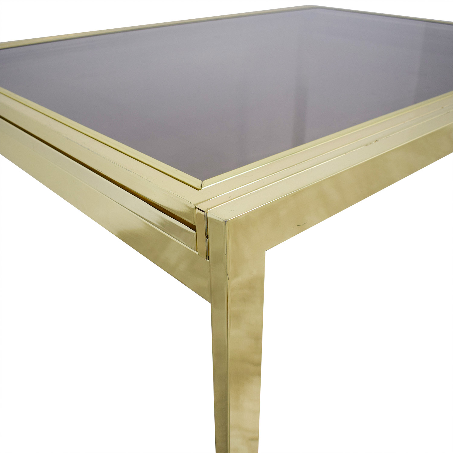 Glass Extension Dining Table discount
