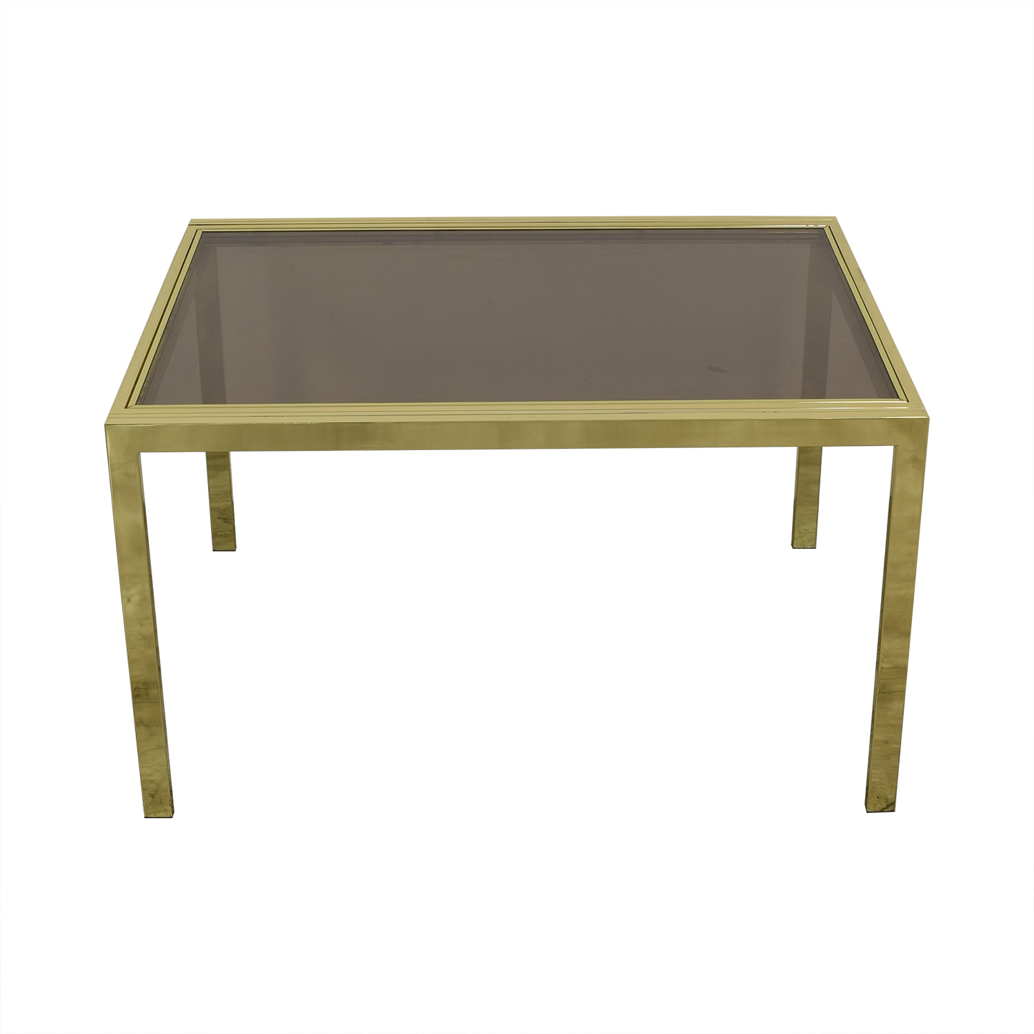 Glass Extension Dining Table / Tables