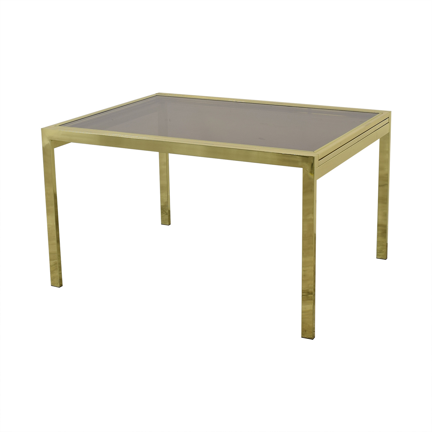 shop  Glass Extension Dining Table online