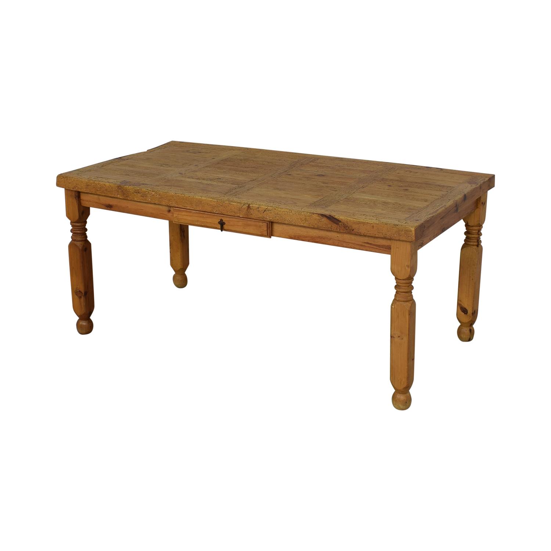 Jensen-Lewis Jensen Lewis Reclaimed Wood Dining Table Tables