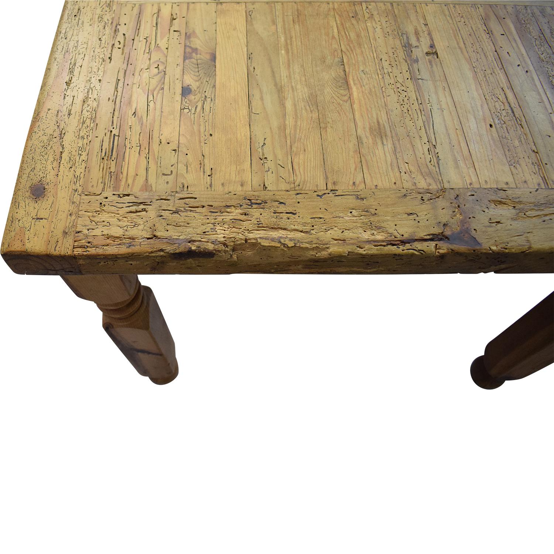 buy Jensen Lewis Reclaimed Wood Dining Table Jensen-Lewis Tables