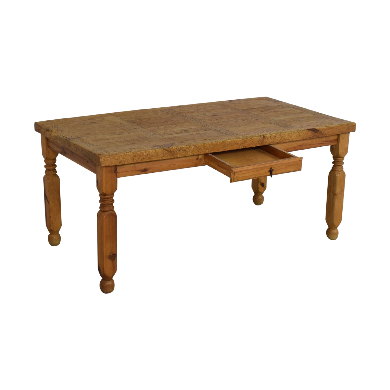 Jensen-Lewis Jensen Lewis Reclaimed Wood Dining Table on sale