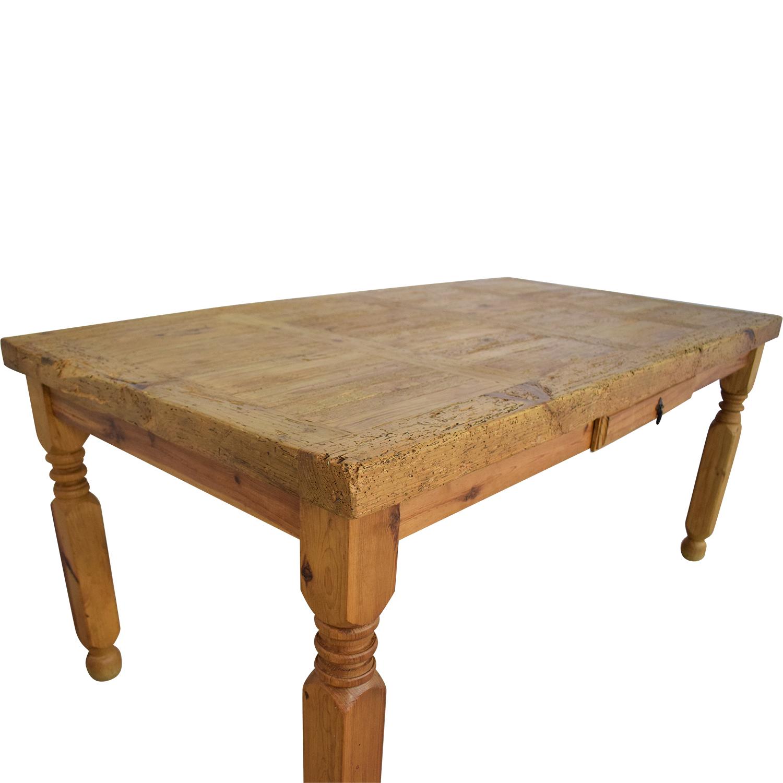 Jensen-Lewis Jensen Lewis Reclaimed Wood Dining Table coupon