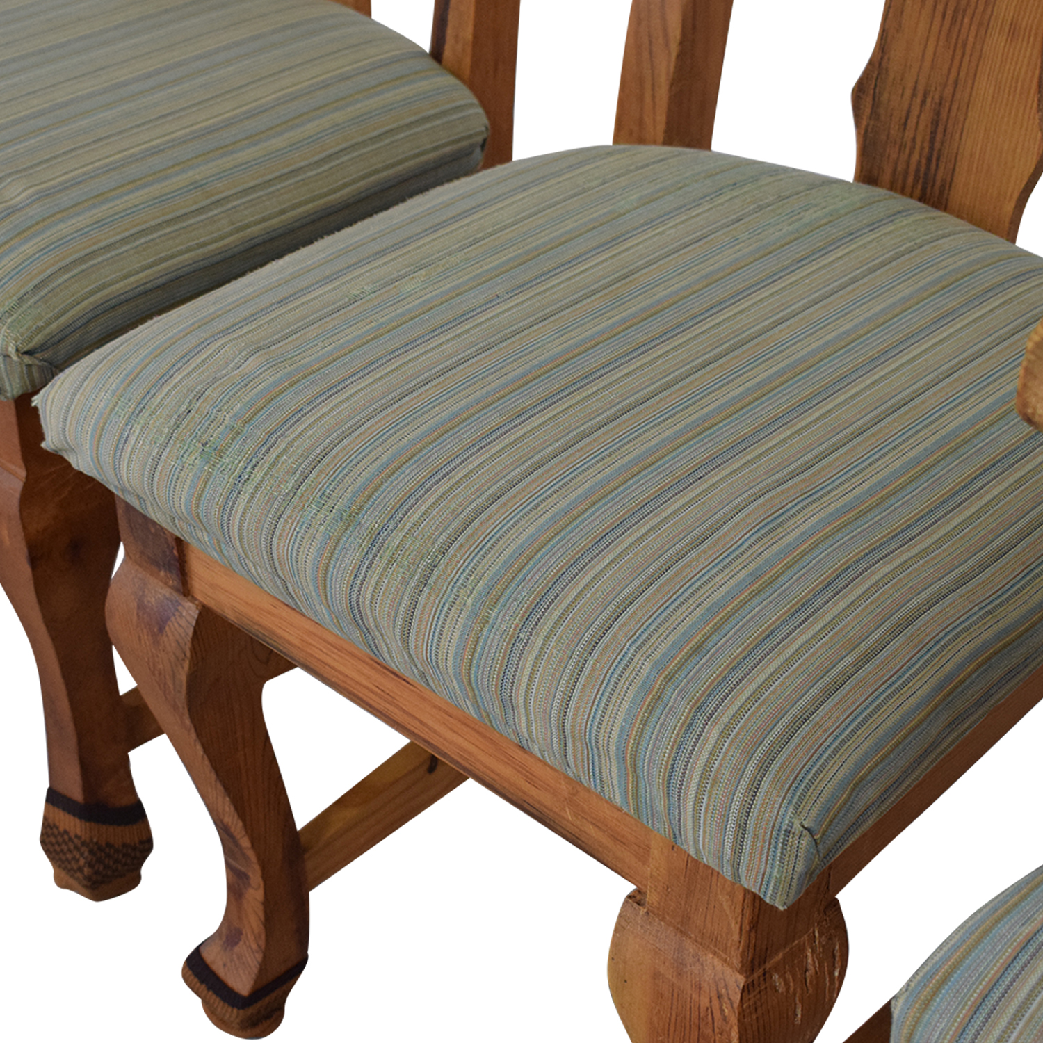 Jensen-Lewis Fiddle Back Dining Chairs sale