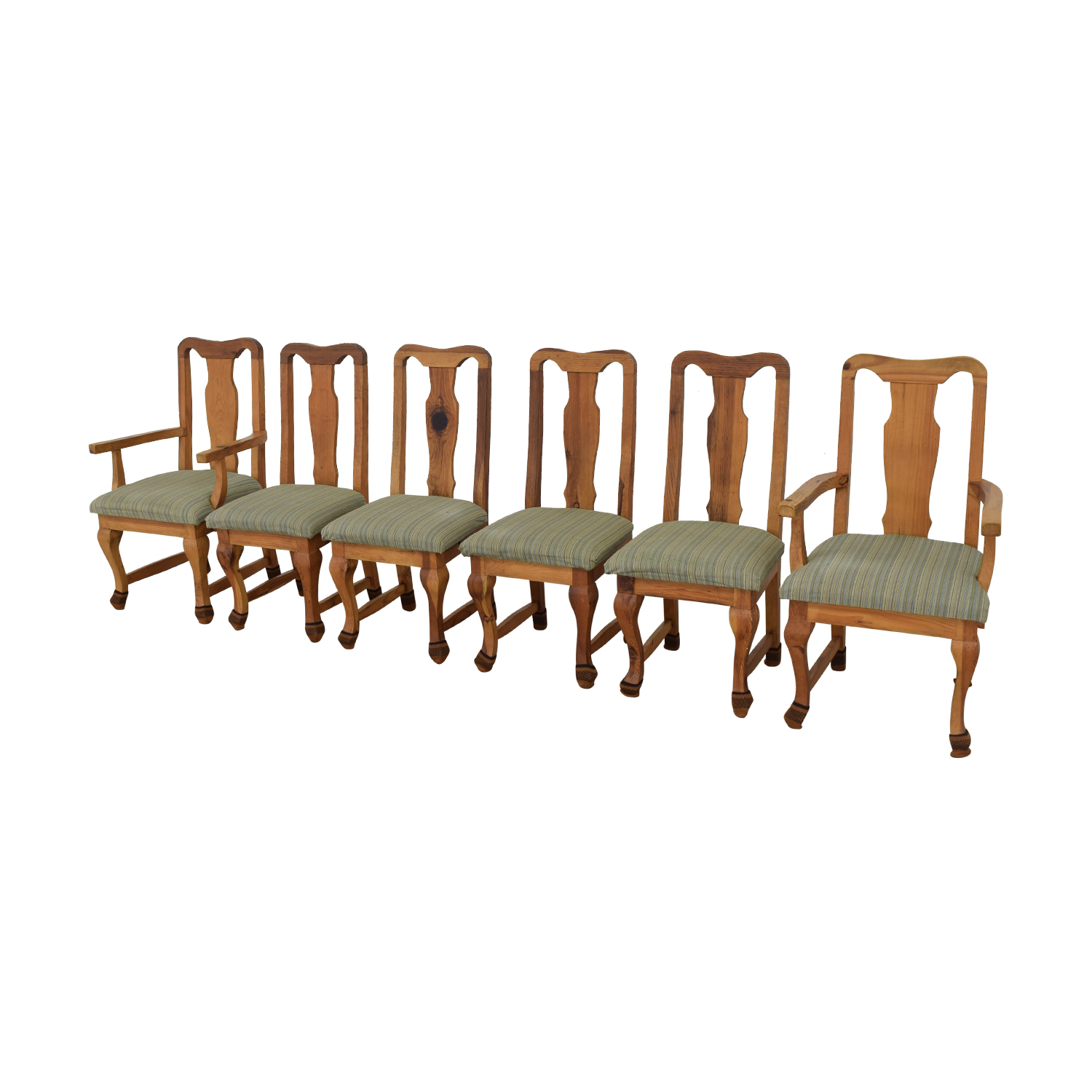 Jensen-Lewis Fiddle Back Dining Chairs / Dining Chairs
