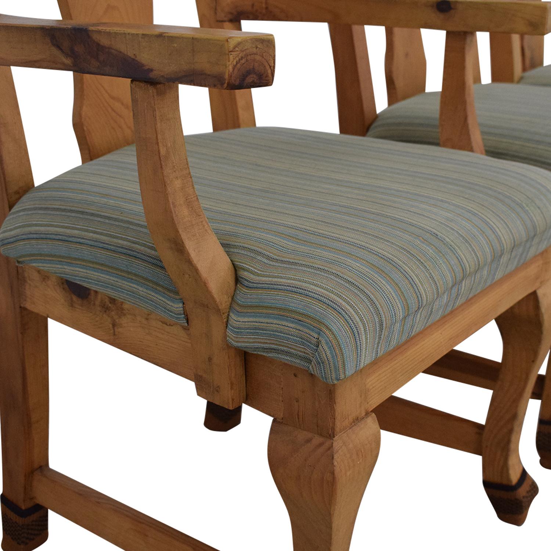 Jensen-Lewis Jensen-Lewis Fiddle Back Dining Chairs nj
