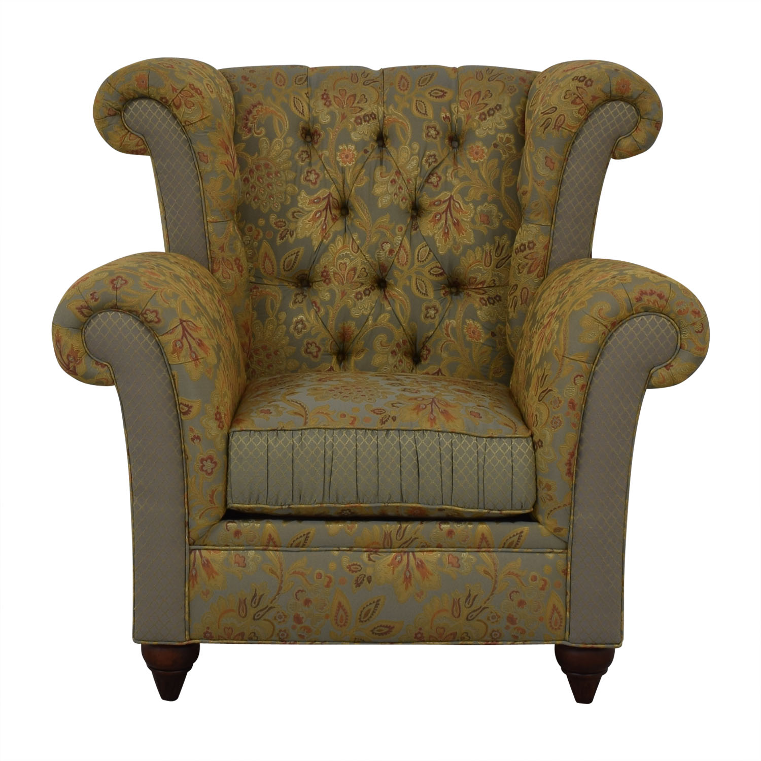 Safavieh Safavieh Patterned Accent Chair coupon