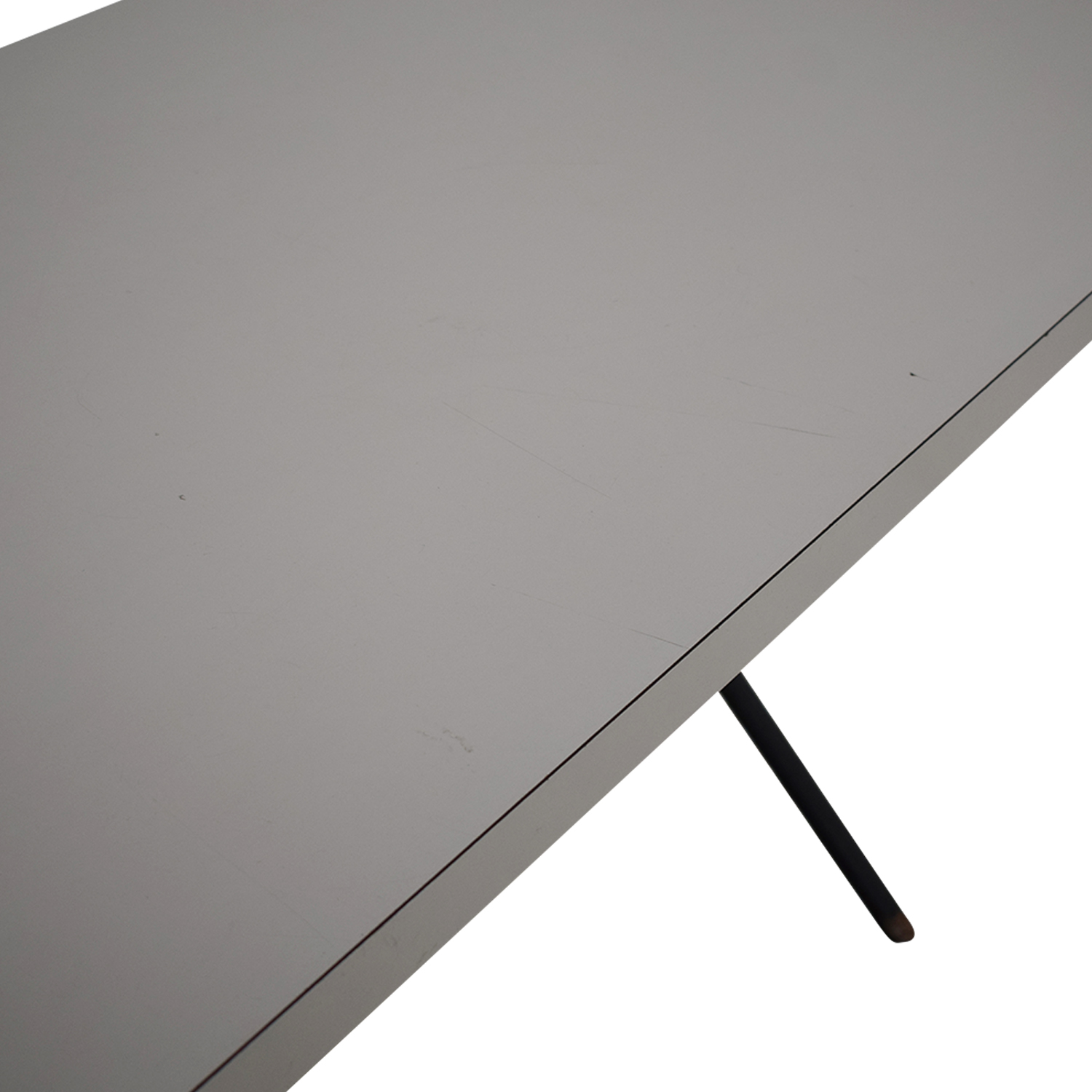 Herman Miller George Nelson X-Leg Dining Table / Tables