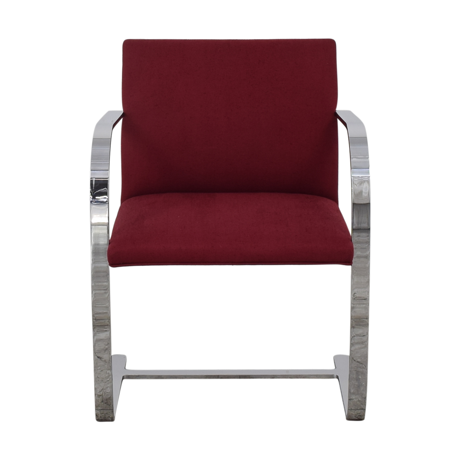 Knoll Knoll BRNO Chair with Flat Bar Frame nj