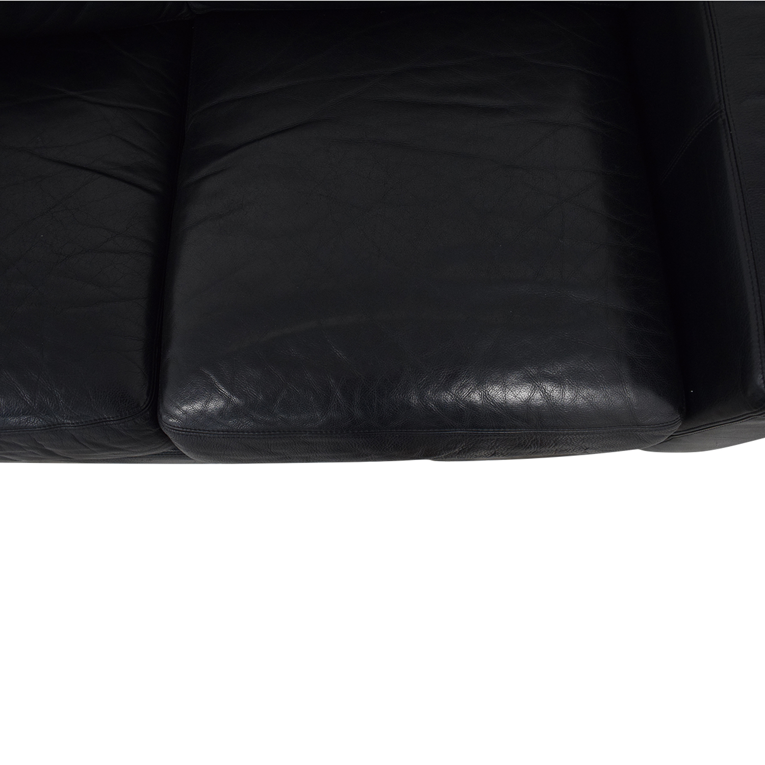 Design Within Reach Design Within Reach Portola Sofa black