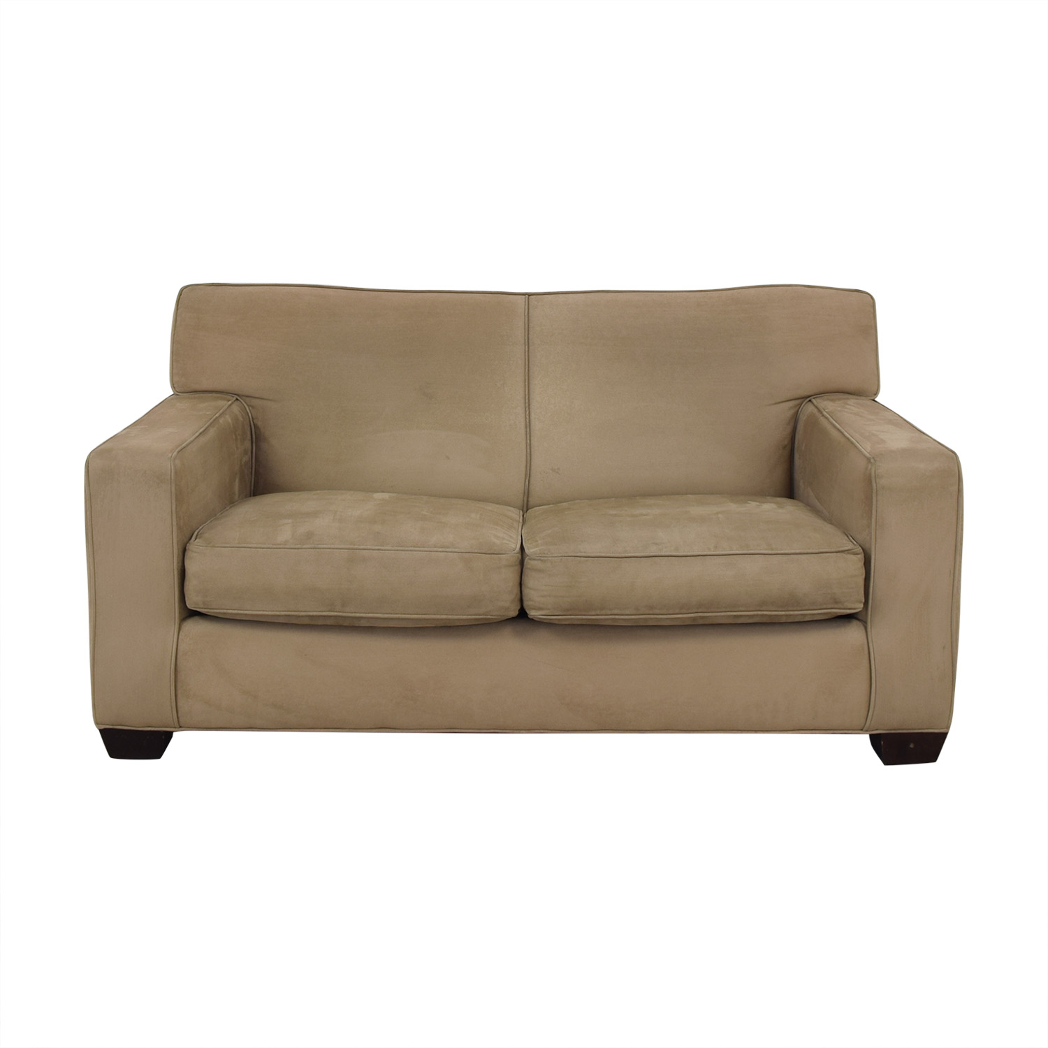 Crate & Barrel Crate & Barrel Loveseat Sofas