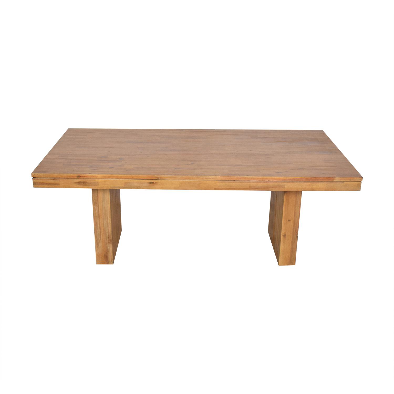 shop Cresent Fine Furniture Dining Table Cresent Furniture