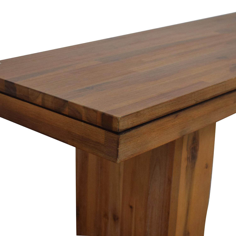 Cresent Furniture Cresent Fine Furniture Bench discount