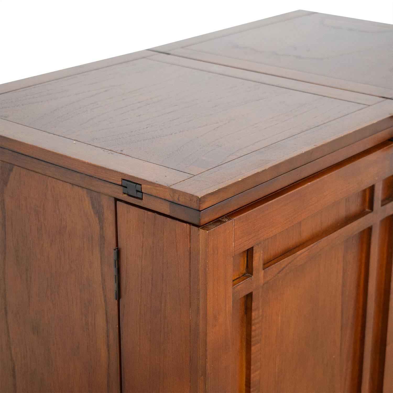 Arhaus Arhaus Expandable Wine Bar Cabinets & Sideboards
