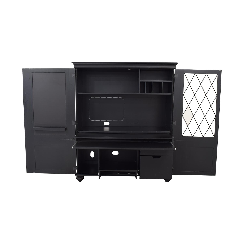 buy Ballard Designs Ballard Designs Home Office Armoire online