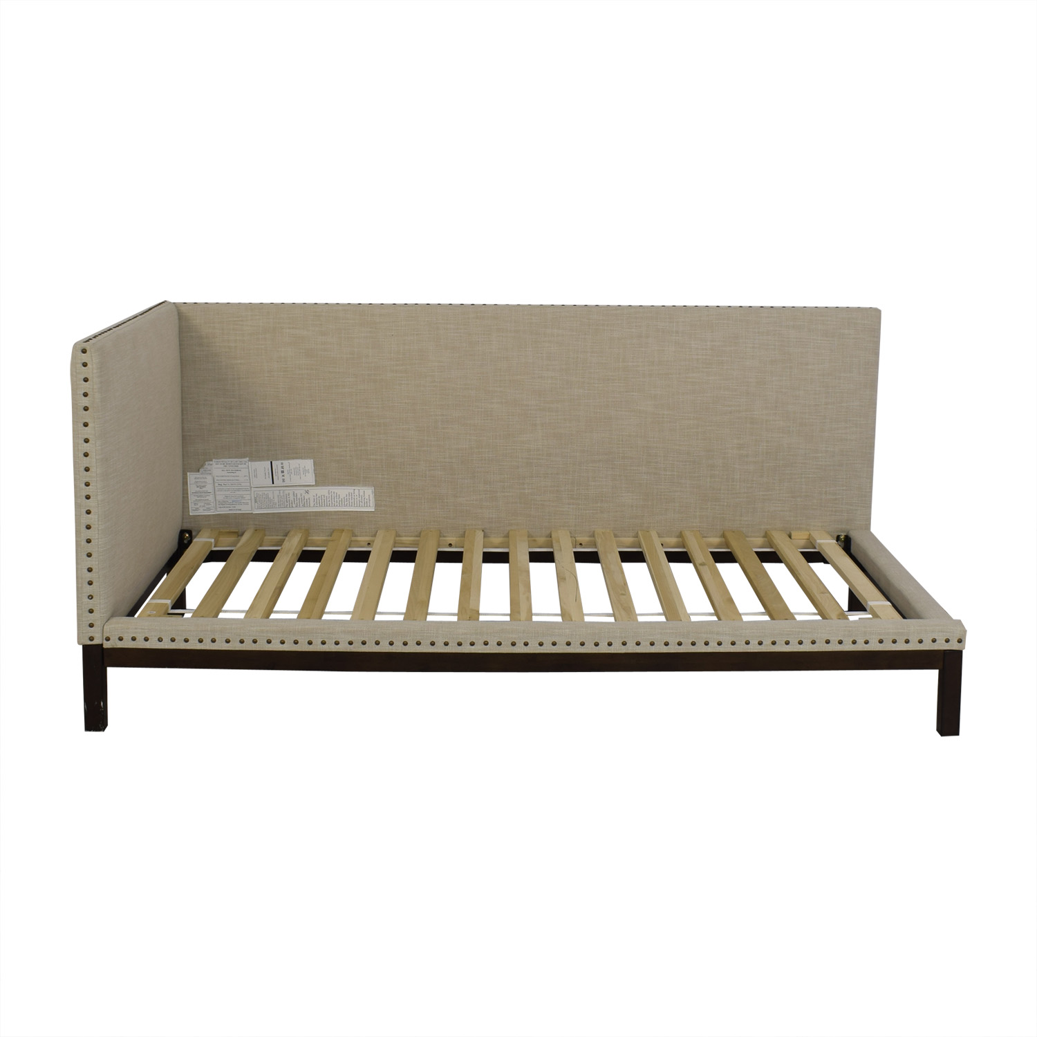 shop West Elm Nailhead Trim Daybed West Elm